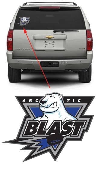 Minnesota Artic Blast Hockey
