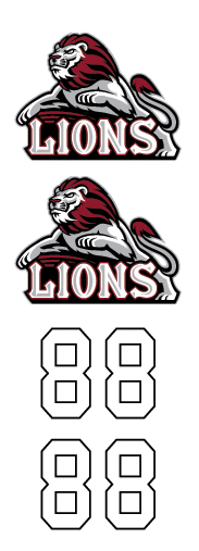 Ludlow High School Lions
