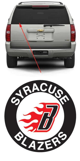 Syracuse Blazers Hockey