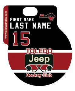 Toledo Jeep Red