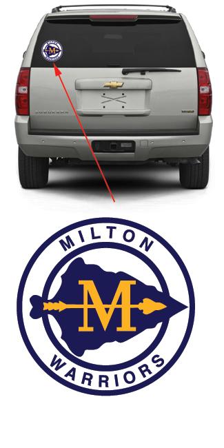 Milton Warriors Hockey