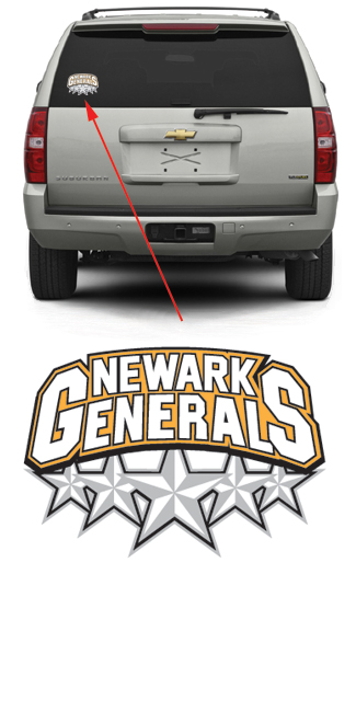 Newark Generals Hockey