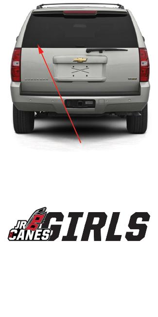 Jr Canes Girls