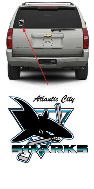 Atlantic City Sharks Hockey