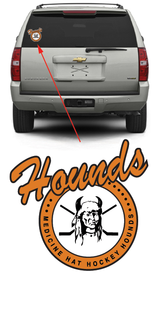 Medicine Hat Hounds Hockey