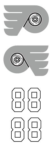 Flyers Gray