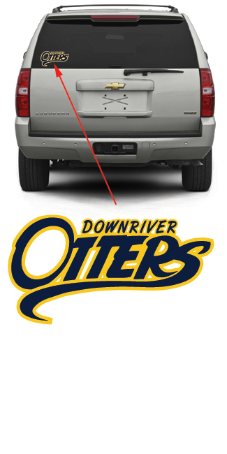 Down River Otters 2