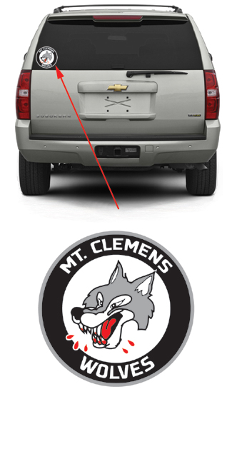 Mt. Clemens Wolves Hockey