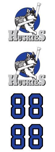 Huskies 2