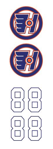 Halifax Helmet Logos