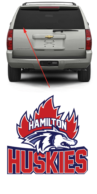 Hamilton Huskies Hockey