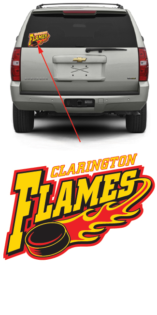 Clarington Flames Hockey