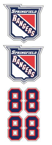 Springfield Rangers Hockey
