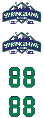 Springbank Rockies Hockey