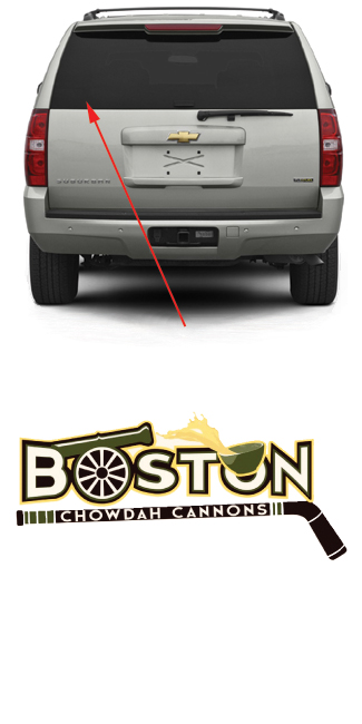 Boston Chowdah Connons