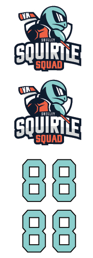 Shelley Squirtle Squad