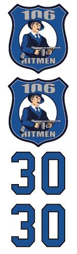 106 Hitmen Hockey