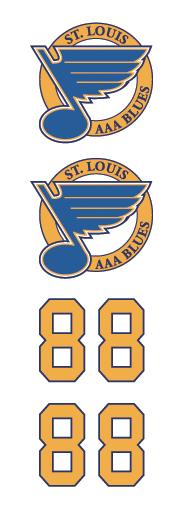 St Louis Blues AAA