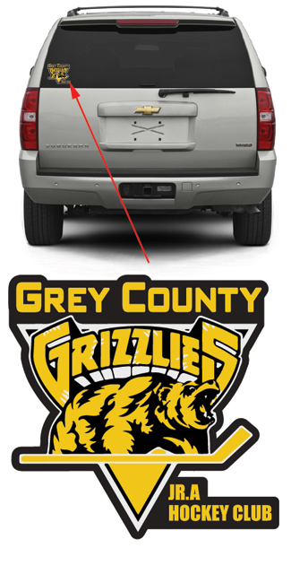 Grey County Grizzlies Hockey