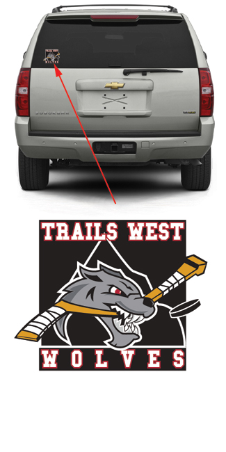 Trail West Wolves Hockey