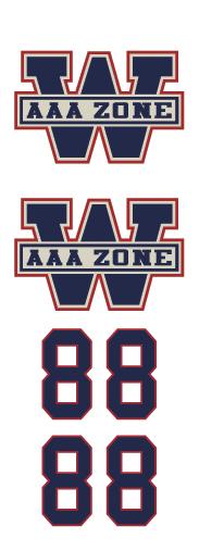 W AAA Zone