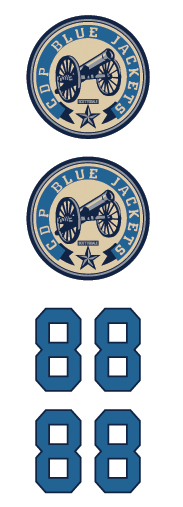 CDP Scottsdale Blue Jackets