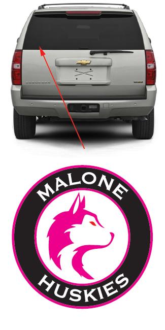 Malone Minor Hockey Association (pink)