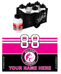 Malone Minor Hockey Association (pink)