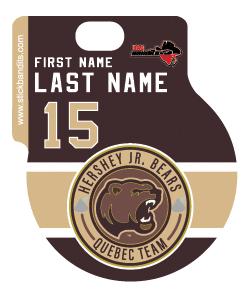 Hershey Jr Bears Quebec
