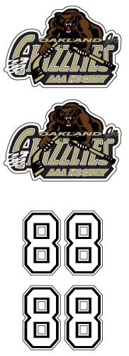 Oakland Grizzlies AAA Hockey