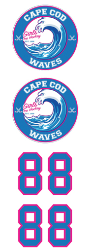 Cape Cod Waves