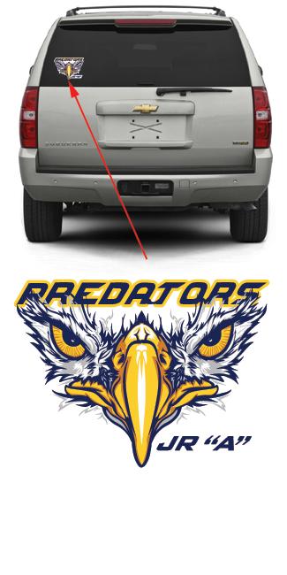 Toronto Predators Jr A Hockey