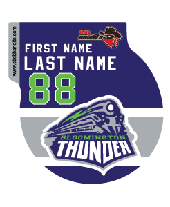 Bloomington Thunder Hockey