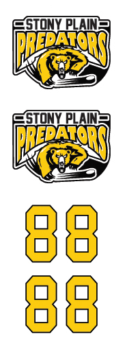 Stony Plain Predators Hockey