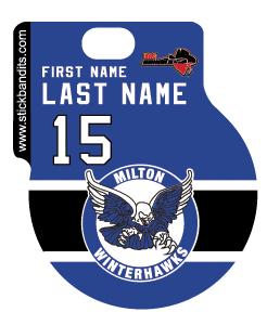 Milton Winterhawks 2 Hockey