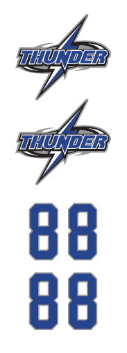 Thunder Hockey Team 2