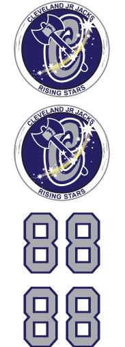 Cleveland Jr Jacks Rising Stars