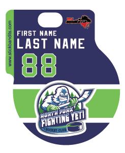 North Fork Fighting Yeti