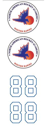 NAHA Winter Hawks Hockey