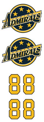 Jr Admirals Hockey