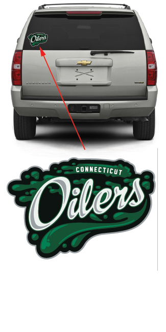 Connecticut Oilers 2 Hockey