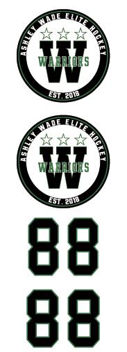 Ashley Wade Warriors
