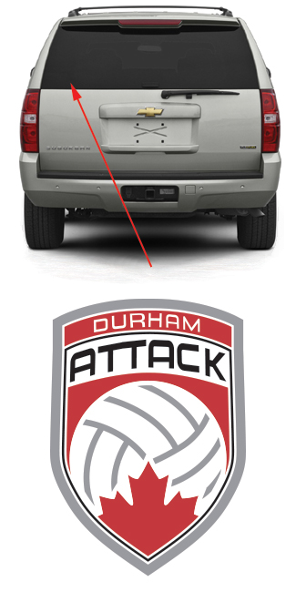 Durham Attack Volleyball