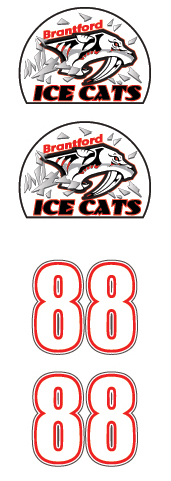Brantford Ice Cats Hockey