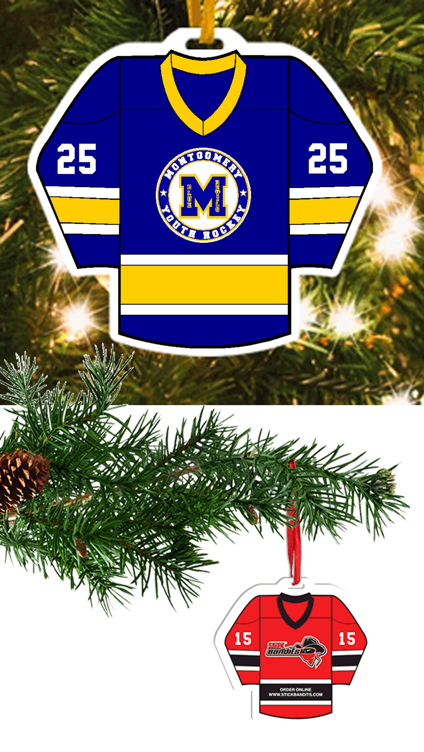 Montgomery MYHA Blue Devils Hockey
