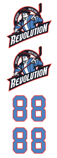 Detroit Revolution Skate Club