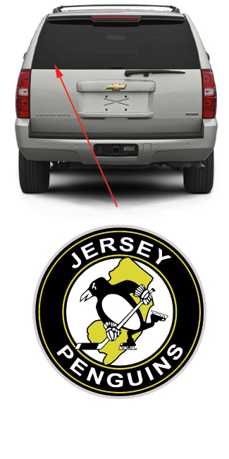 Jersey Penguins Hockey