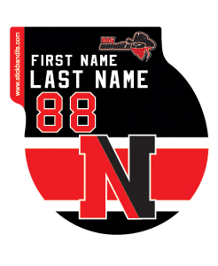 Northeastern University Women Club Hockey Team