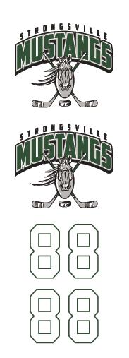 Strongville Mustangs Hockey