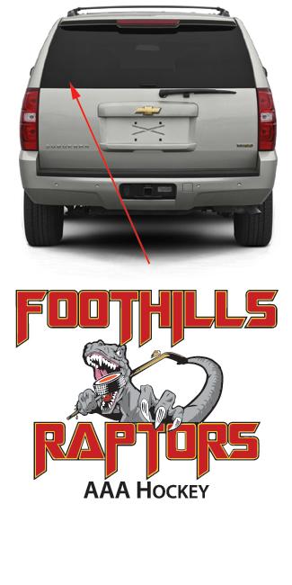Foothill Raptors AAA Hockey